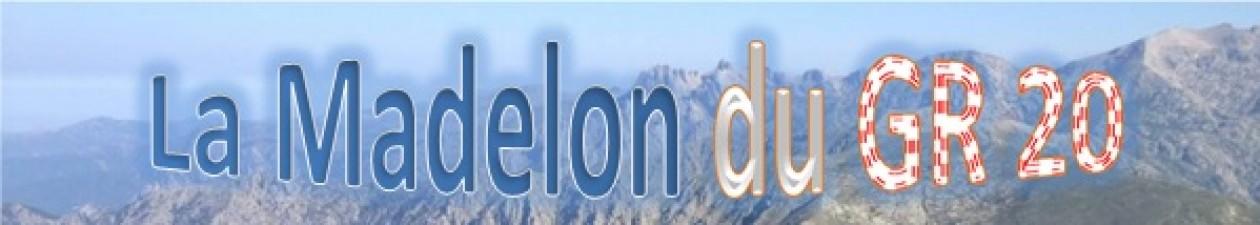 La Madelon du GR 20